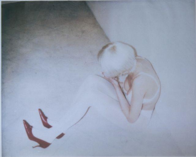 Vanessa Beecroft. Courtesy: collezione privata Claudio Palmigiano