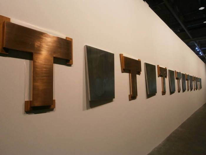 "Gina Pane, ""La via dolorosa"", 1988/89, Kamel Mennour Galerie"