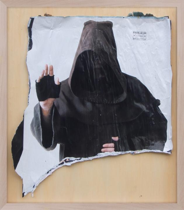 Carlo-Buzzi-FFPP-manifesti-strappati-2013. Courtesy: Theca Gallery
