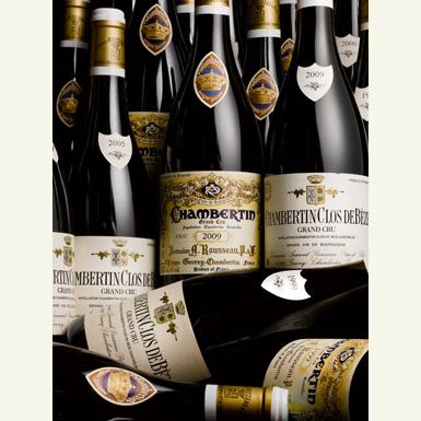 Chambertin Armand rousseau Vertical, 98-2000 12 bottiglie  4600-5500 £