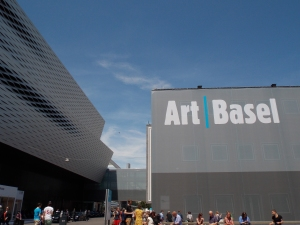 Art Basel, Messeplatz