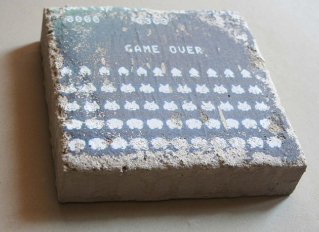Marco Mendeni. Game-Over-01. Courtesy: Theca Gallery