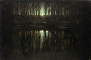 Edward Steichen, The Pond Moonlight