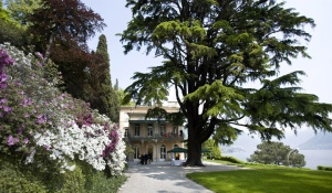 Villa del Grumello, Via per Cernobbio, Como.
