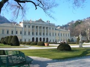 Villa Olmo, Como.