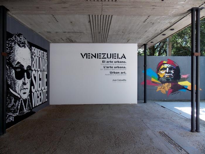 Venezuela. Collettivo di Artisti Urbani Venezuelani