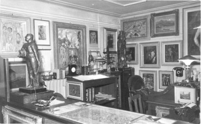 Studio di Mario Rimoldi