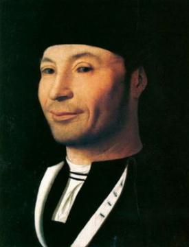 Ritratto di ignoto, Antonello da Messina