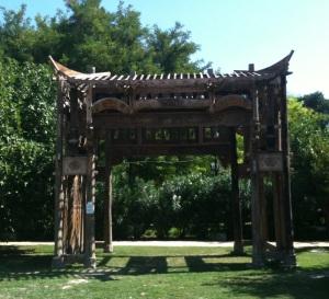 Thing in itself, l'opera di Hu Yaolin.