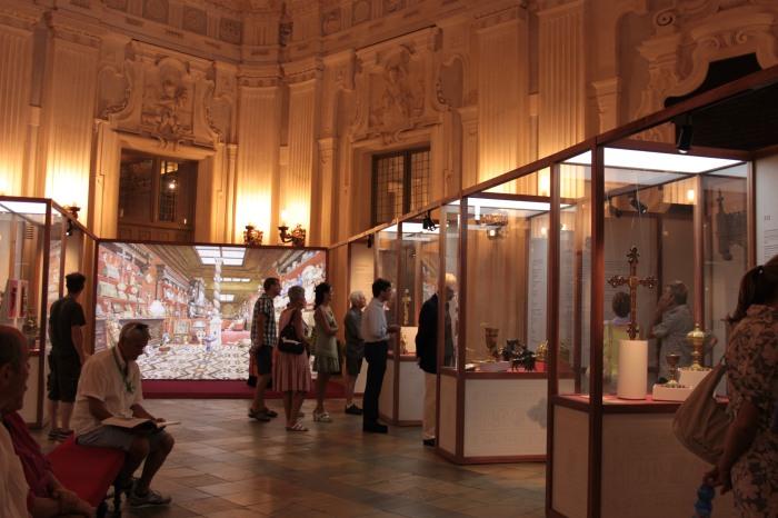 Basilewsky a Palazzo Madama