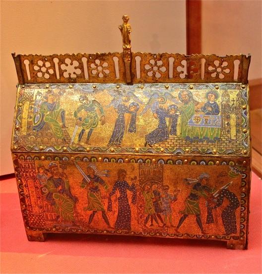 cassetta-reliquiario di Basilewsky