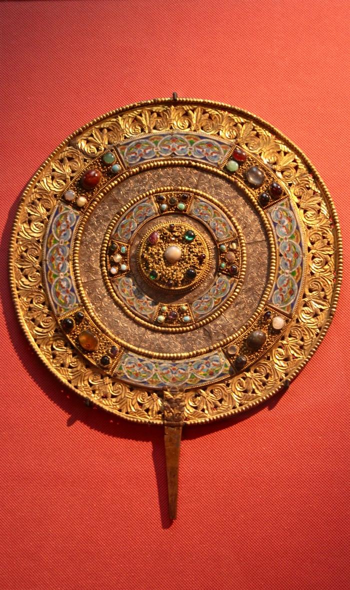 Flabellum tedesco di fine XII secolo