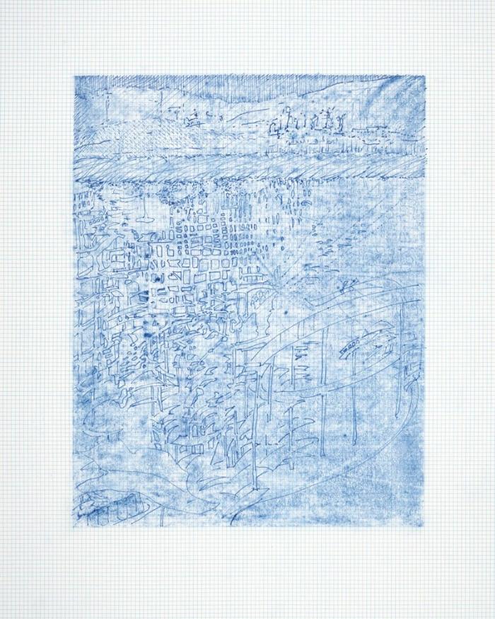 untitled grid I