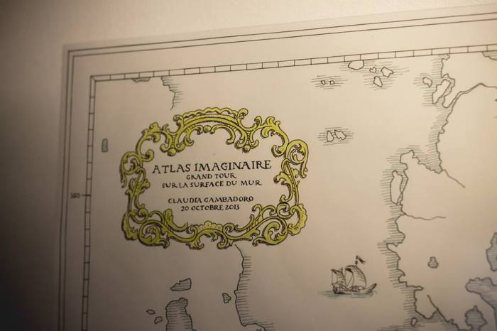 atlas imaginaire