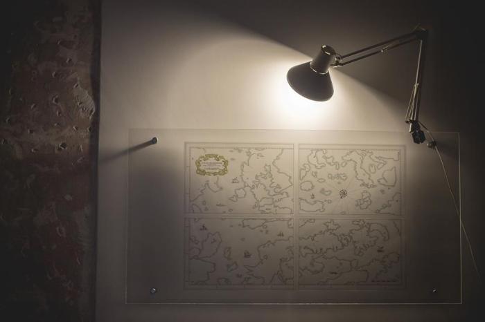 Atlas Imaginaire, Claudia Gambadoro