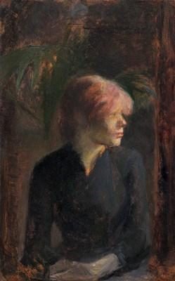 Carmen Gaudin touluse Lautrec