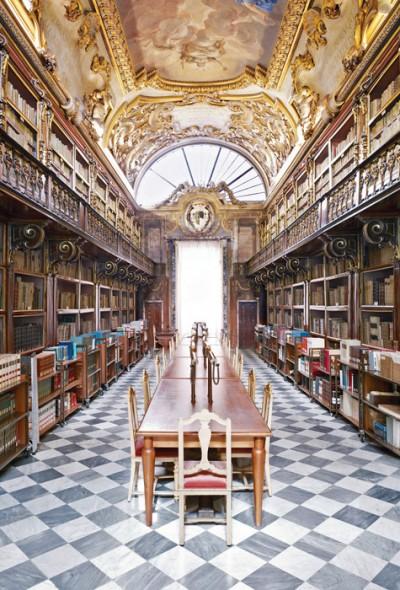 Biblioteca Riccardiana Firenze, Candida Höfer