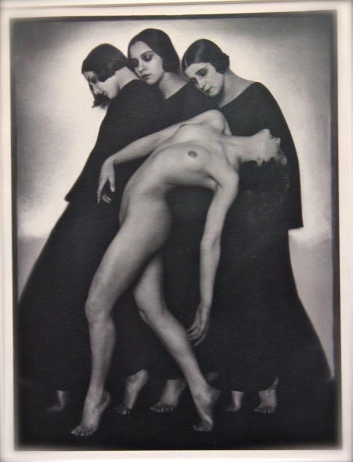 Movement Study, Rudolf Koppitz, 1925, galleria Johannes Faber
