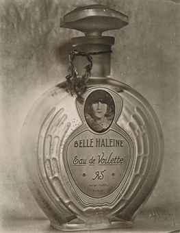 La Belle Haleine, Eau de Voilette, Man Ray, 1920