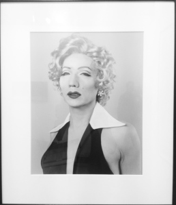 Morimura Yasumasa- Self-portrait/after Marilyn Monroe