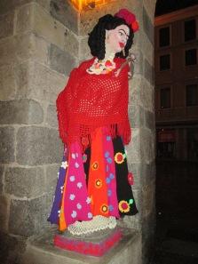 Frida Kahlo all'uncinetto - made by Sul Filo Dell'Arte