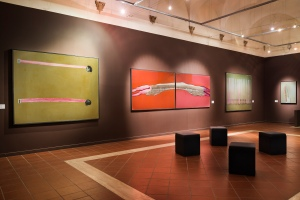 G. Patanè mostra al Chiostro del Bramante -Roma 2013