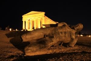 Tempio della Concordia e Ikaros - Valle dei Templi