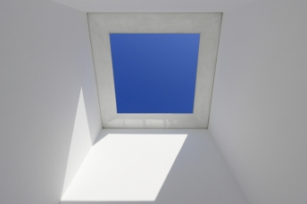James Turrell, Sky Space I, 1974.