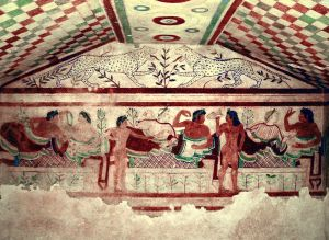 Tarquinia_Tomb_of_the_Leopards