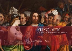 www.artifexarte.itmostre320-lorenzo-lotto-e-i-tesori-artistici-di-loreto.html