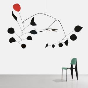 Alexander-Calder-Triumphant-Red-Gagosian-Gallery