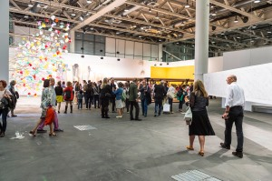 Art Basel in Basel 2015 | Unlimited VIP Opening | Impression