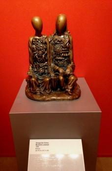 Giorgio De Chirico, Manichini coloniali(foto Giorgia Restaneo)
