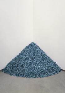 Félix González-Torres, Untitled (Portrait of Marcel Brient), 1992. Fonte: Phillips.