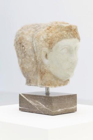 BI__A_Roman_Marble_Janiform_Herm_Head__circa_2_nd_Century-1