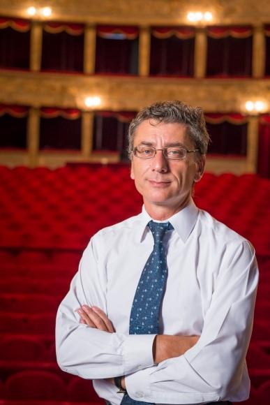 foto Antonio Calbi - direttore del Teatro di Roma