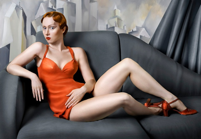 Katerina Belkina, For Lempicka, © courtesy of the artists and Faur Zsofi Gallery
