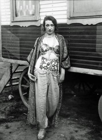 Circus Artist, 1926-1932