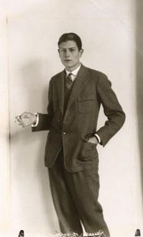 High School Student, 1926