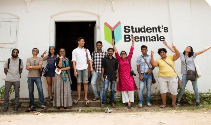 Students-Biennale