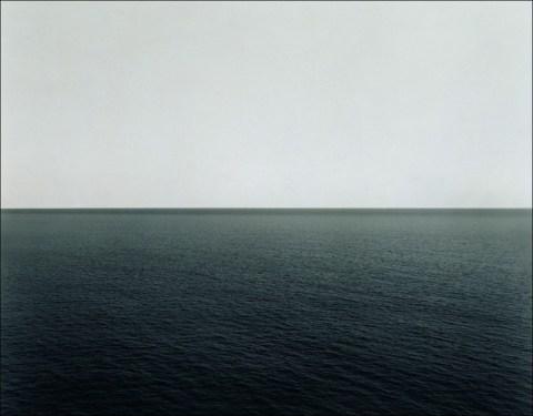 Hiroshi Sugimoto, Seascape, 1990