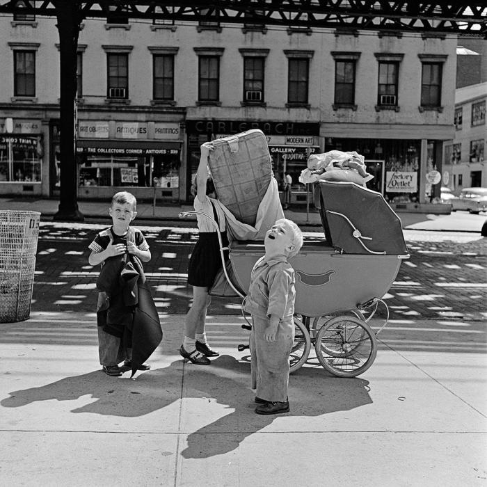 Vivian Maier, Settembre 1953, New York
